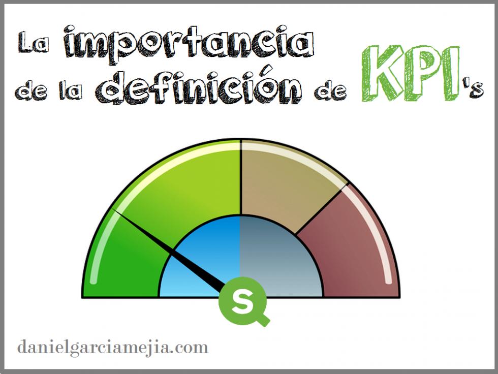 Portada Artículo Importancia Definición KPIs