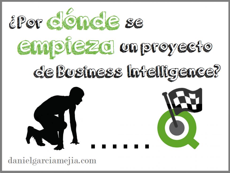 Portada Artículo Dónde Empezar Proyecto Business Intelligence